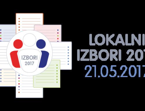 Konačni rezultati izbora za Općinskog načelnika 2017