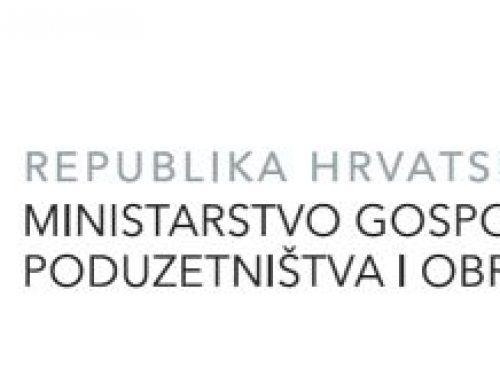 Ministarstvo gospodarstva, poduzetništva i obrta otvorilo Youtube kanal za edukativne i informativne sadržaje