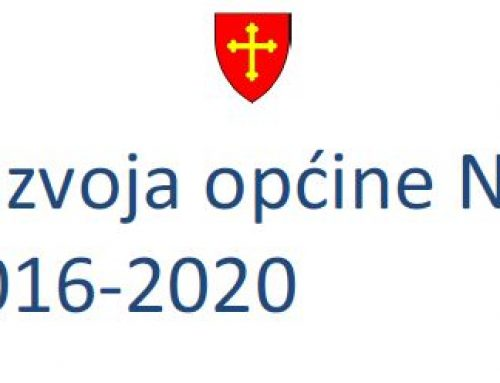 Strategija razvoja Općine Negoslavci za razdoblje 2016-2020 godine