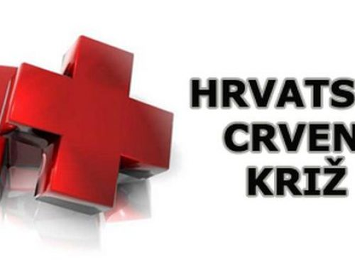 Crveni križ  Vukovar dostavio pakete higijenskih potrepština 09.05.2019. godine