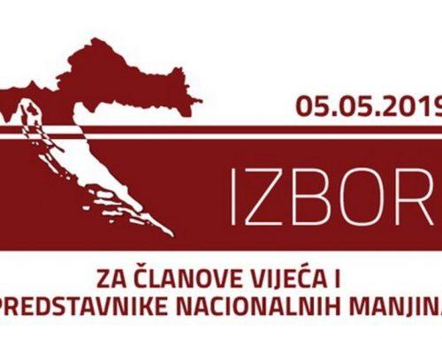 Zbirna lista kandidata za izbor članova Vijeća srpske nacionalne manjine u Općini Negoslavci 2019.