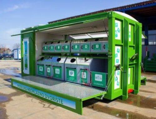 Obavijest o mobilnom reciklažnom dvorištu