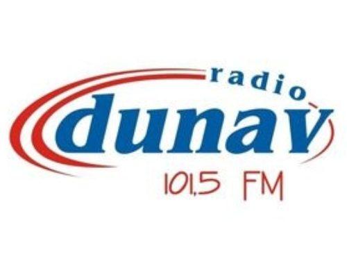 Općinski načelnik Dušan Jeckov gostovao u emisiji Radio Dunava 16.06.2020. godine