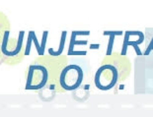 Obavijest o odvozu miješanog komunalnog otpada 19.11.2020. godine