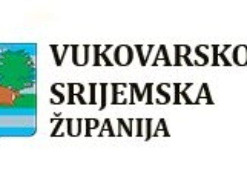Javni natječaj VSŽ za sufinanciranje/financiranje projekata i programa koje provode udruge u području socijalne skrbi u Vukovarsko-srijemskoj županiji za 2021. godinu