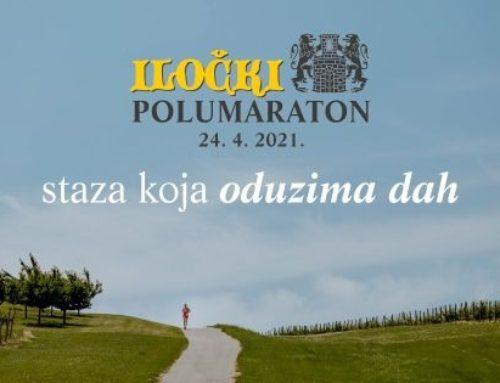 """Grad Ilok poziva na sudjelovanje na """"Iločkom polumaratonu 2021."""""""