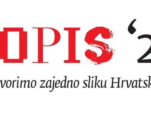Javni poziv za prijavu popisivača i kontrolora u drugoj fazi provedbe Popisa stanovništva, kućanstava i stanova u Republici Hrvatskoj 2021. godine
